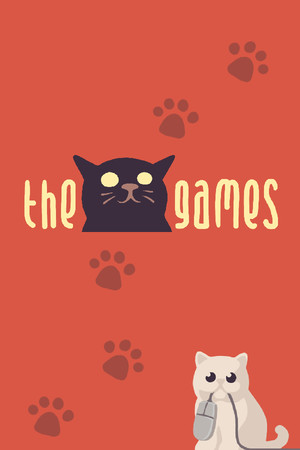 The Cat Games poster image on Steam Backlog