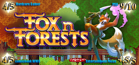 FOX n FORESTS banner