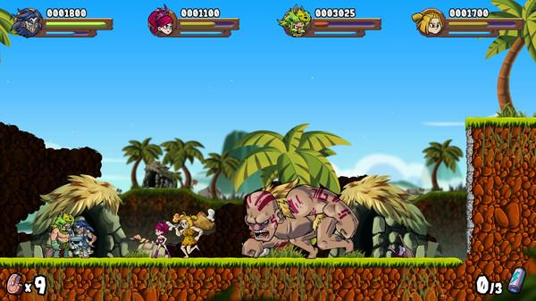 Caveman Warriors download