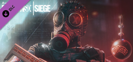 Rainbow Six Siege - Smoke Watch_Dogs 2 Set