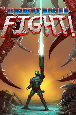 A Robot Named Fight! poster image on Steam Backlog