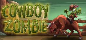 Cowboy zombie cover art
