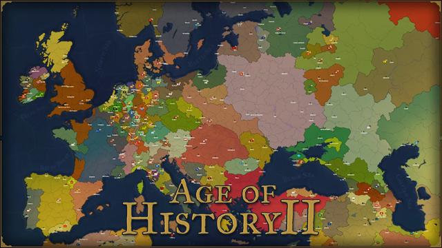 Age of History II - Steam Backlog