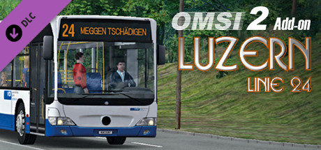 OMSI 2 Add-On Luzern - Linie 24