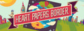 Heart. Papers. Border.-game
