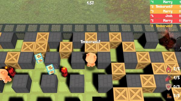 Скриншот из Bomb Royale