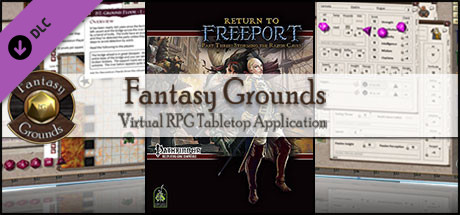 Fantasy Grounds - Return to Freeport Part 3: Storming the Razor Caves (PFRPG)