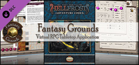 Fantasy Grounds - Hellfrost: The Lost City of Paraxis (Savage Worlds)