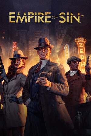 Empire of Sin poster image on Steam Backlog