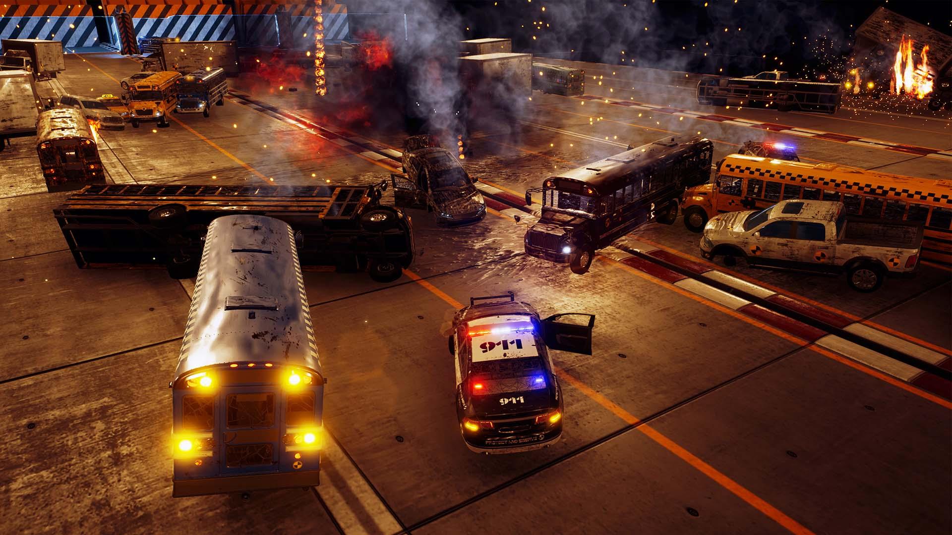 Danger Zone Screenshot 2