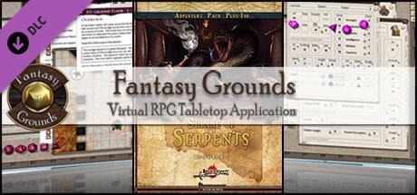 Fantasy Grounds - Shrine of Serpents (PFRPG)
