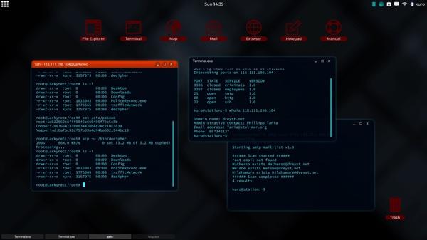 hackers hacking simulator ip