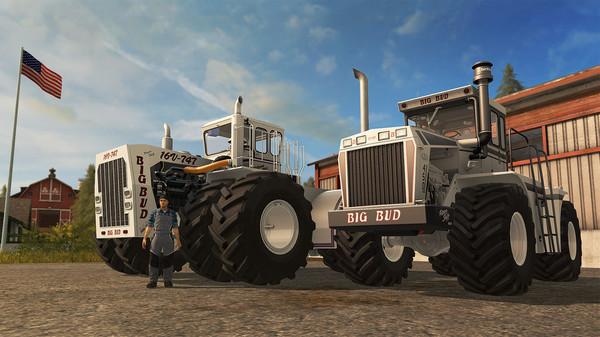Capture d'écran n°5 du Jeu Farming Simulator 17 - Big Bud Pack