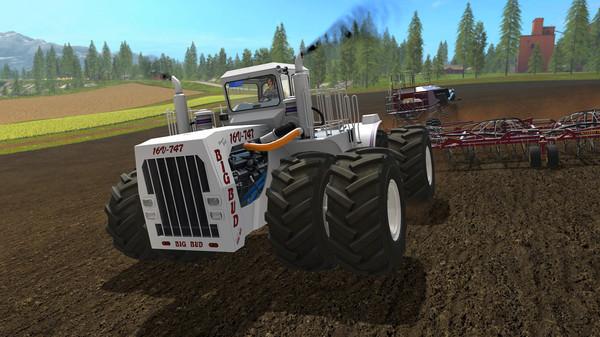 Capture d'écran n°2 du Jeu Farming Simulator 17 - Big Bud Pack