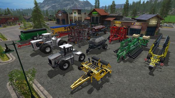 Capture d'écran n°4 du Jeu Farming Simulator 17 - Big Bud Pack