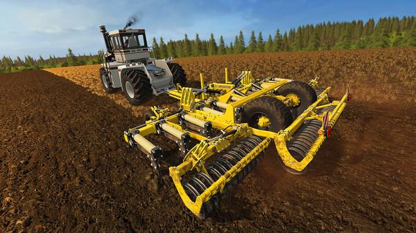 Capture d'écran n°1 du Jeu Farming Simulator 17 - Big Bud Pack