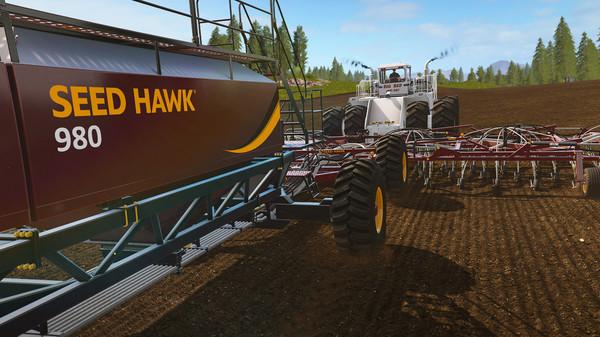 Capture d'écran n°3 du Jeu Farming Simulator 17 - Big Bud Pack