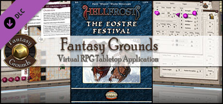 Fantasy Grounds - Hellfrost: The Eostre Festival (Savage Worlds)