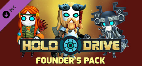 Holodrive - Founder's Pack