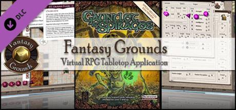 Fantasy Grounds - Gauntlet of Spiragos (PFRPG)