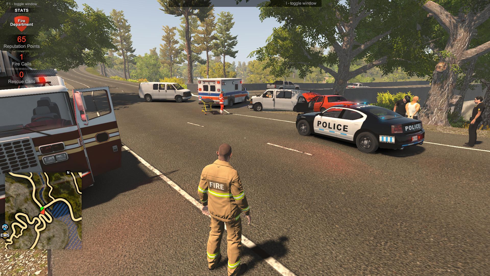 ⛔ Police simulator 18 pc download ocean of games | Police
