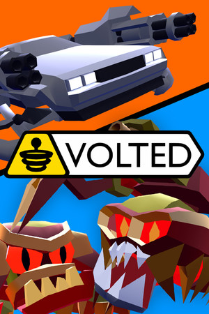 VOLTED poster image on Steam Backlog