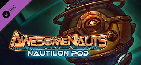 Nautilon Pod - Awesomenauts Droppod