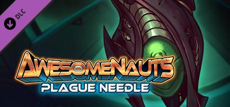 Plague Needle - Awesomenauts Droppod