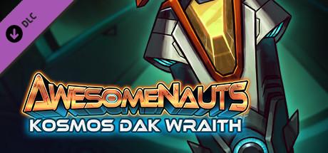 Kosmos DAK Wraith - Awesomenauts Droppod