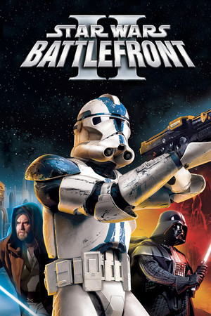 Star Wars: Battlefront 2 (Classic, 2005) poster image on Steam Backlog