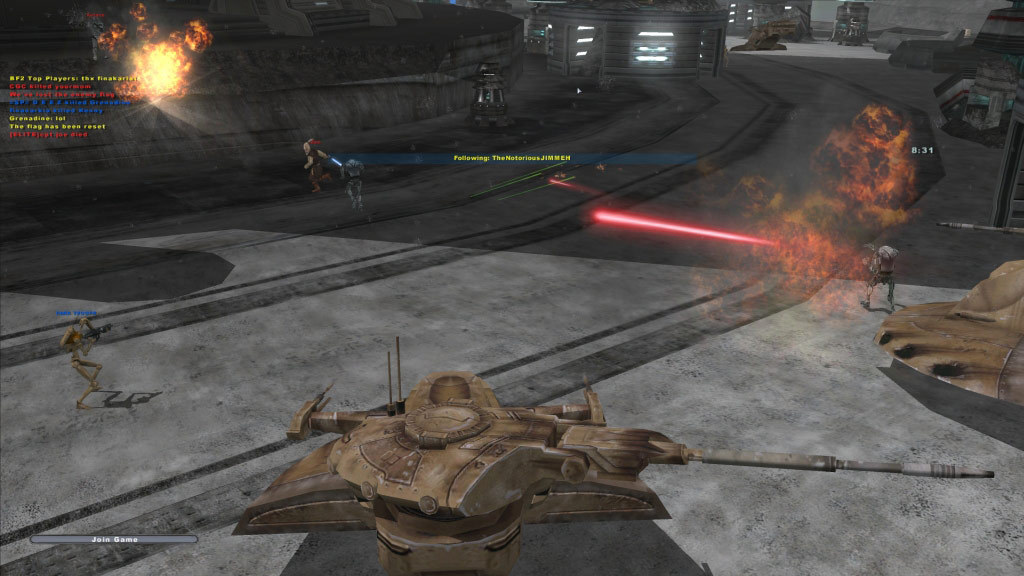 Star Wars Battlefront II screenshot 3