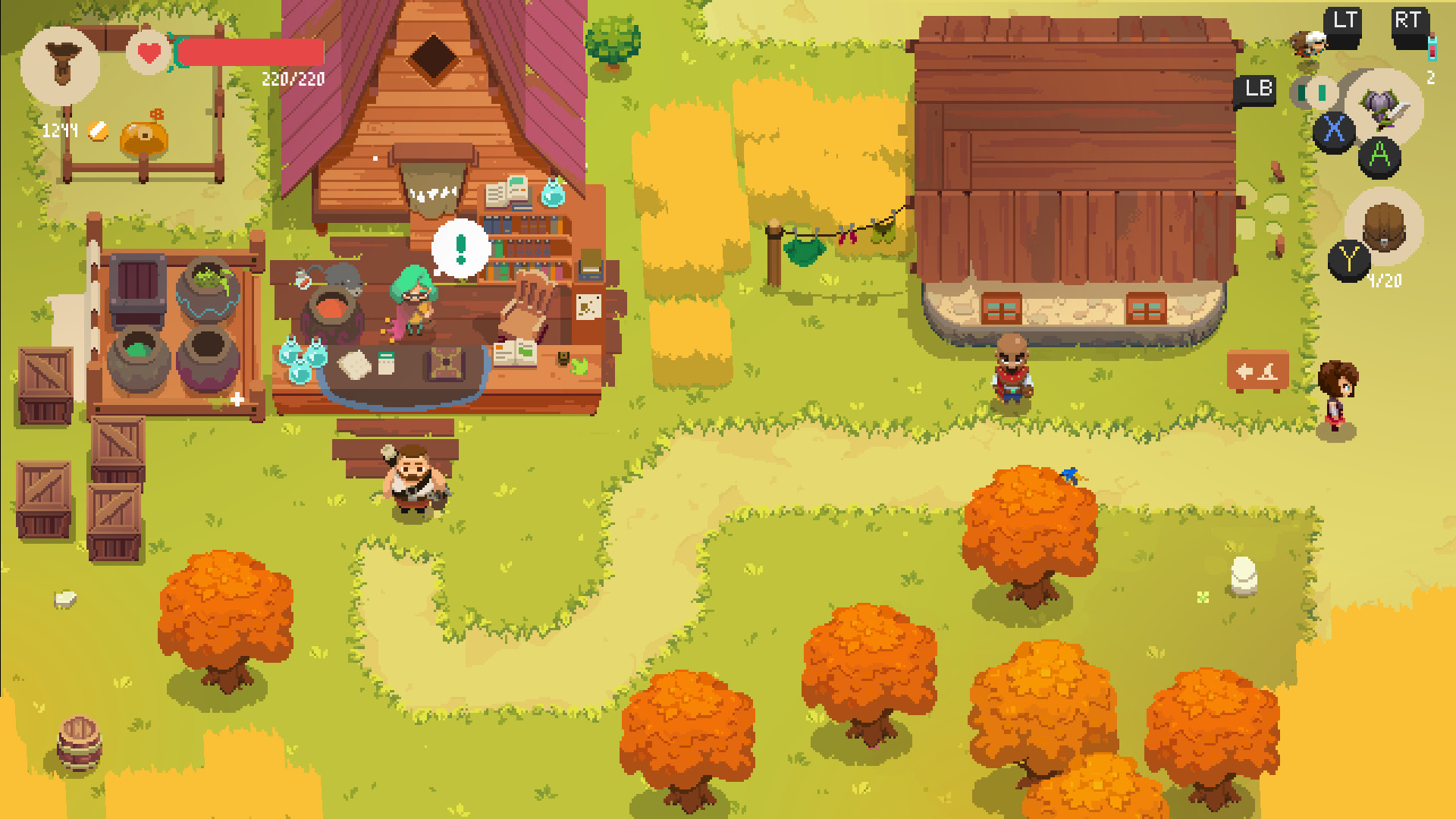 Moonlighter on Steam