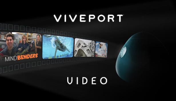 Viveport Video on Steam