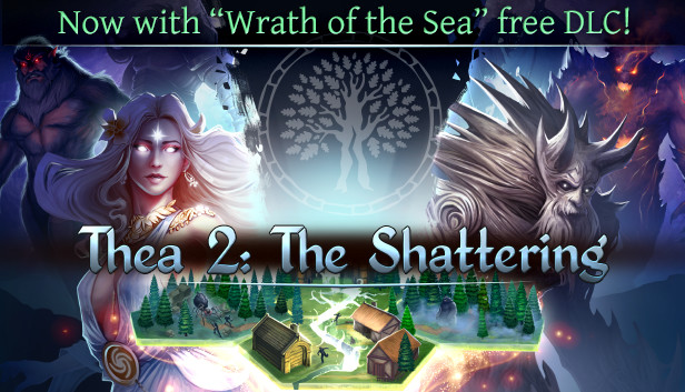 Download Thea 2: The Shattering free download