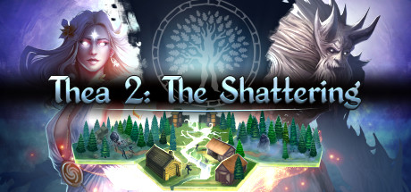Thea 2: The Shattering (Incl. Wrath of the Sea DLC) Free Download