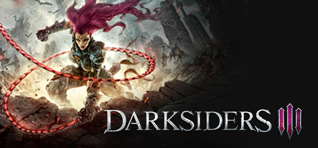 Darksiders III Cover art Steam Wide