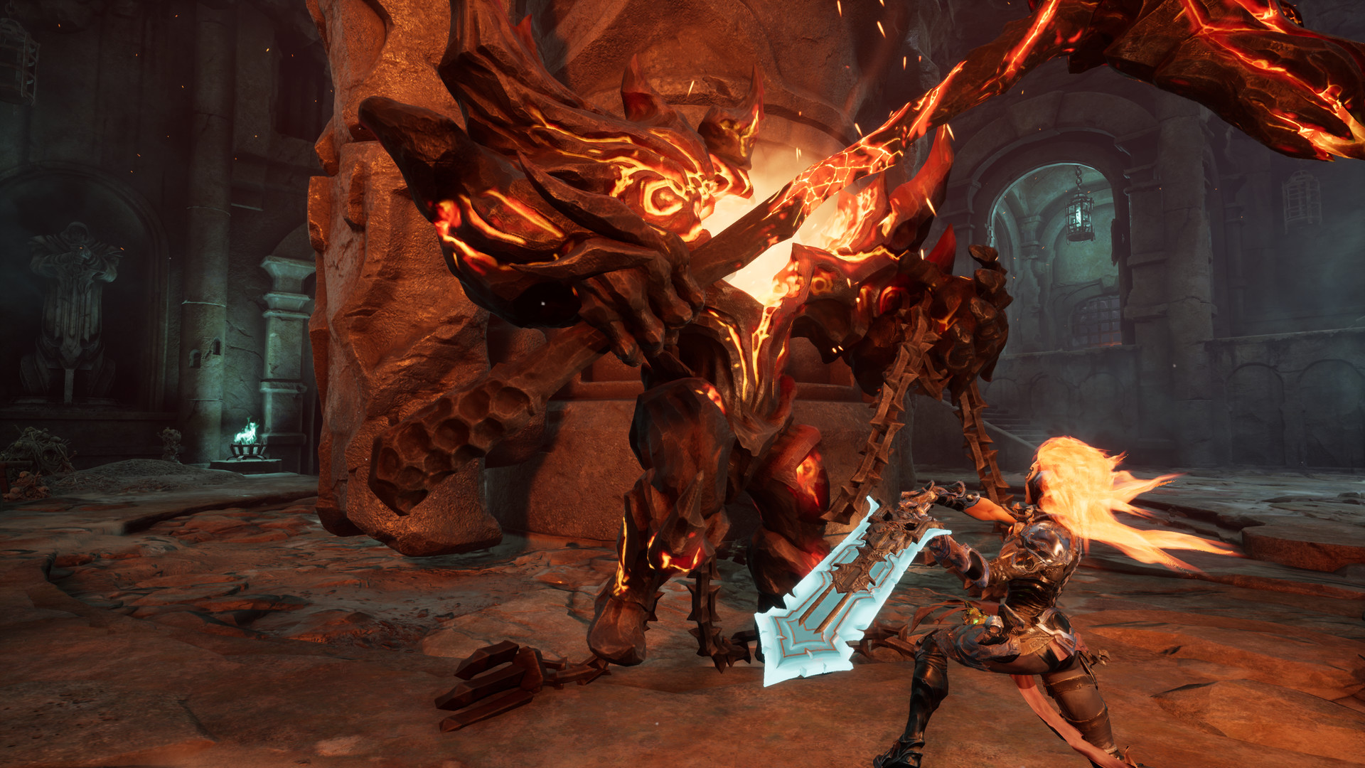Darksiders III Screenshot 2