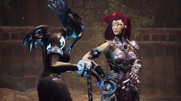 Darksiders III - The Crucible + 2 DLCs Repack Full Version