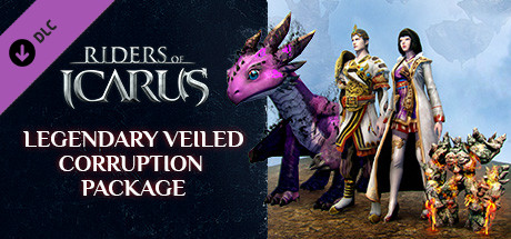 Riders of Icarus - Legendary Veiled Corruption Package