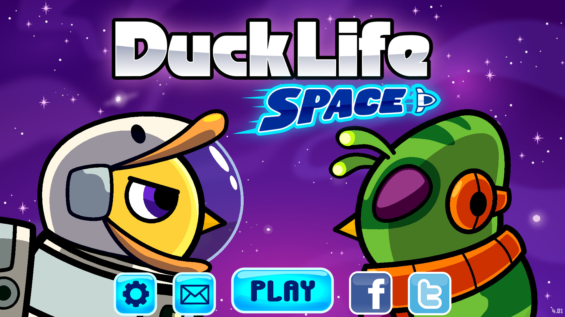 Duck Life Space