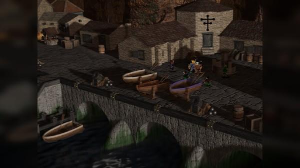 Screenshot of Silver