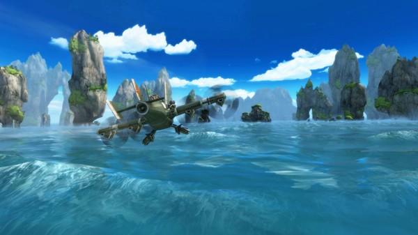 скриншот Sine Mora EX 1