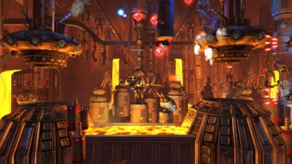 скриншот Sine Mora EX 13