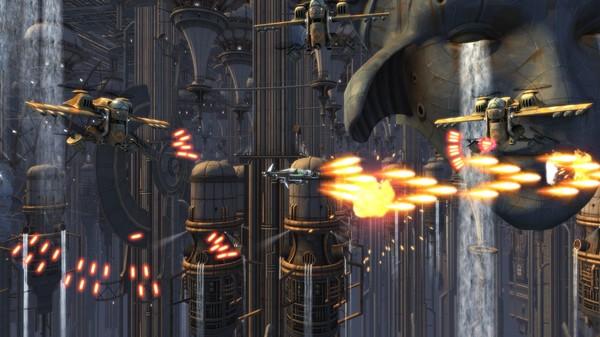 скриншот Sine Mora EX 9