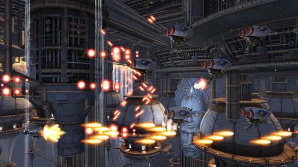 скриншот Sine Mora EX 10
