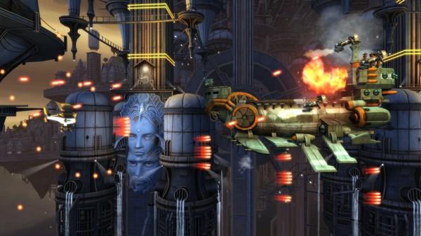 скриншот Sine Mora EX 6