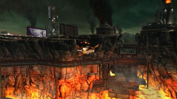 скриншот Sine Mora EX 3