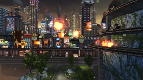 скриншот Sine Mora EX 15