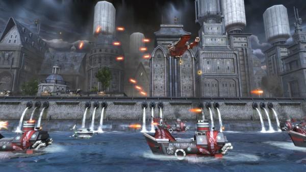 скриншот Sine Mora EX 8