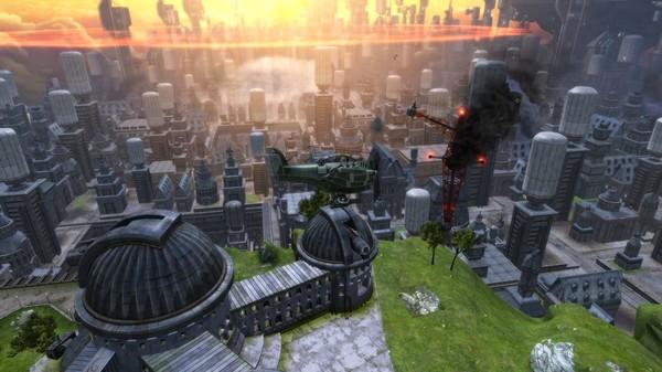 скриншот Sine Mora EX 17